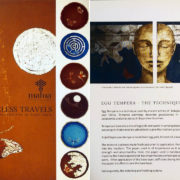 Timeless Travels – A solo exhibition by Anjali Sapra
