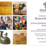 Beyond Boundaries – A Group Exhibition