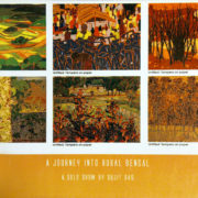 A Journey Into Rural Bengal – A solo exhibition by Sujit Das